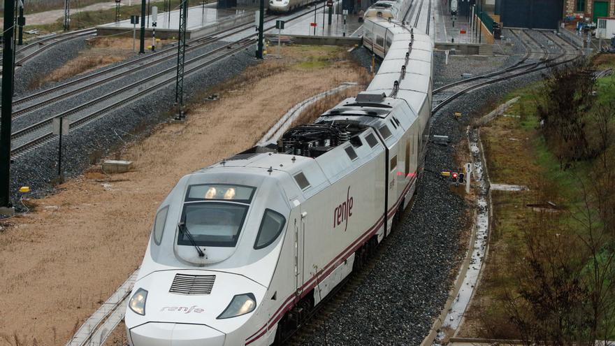 Renfe incrementará un tren más de Zamora a Madrid, aunque no es el madrugador