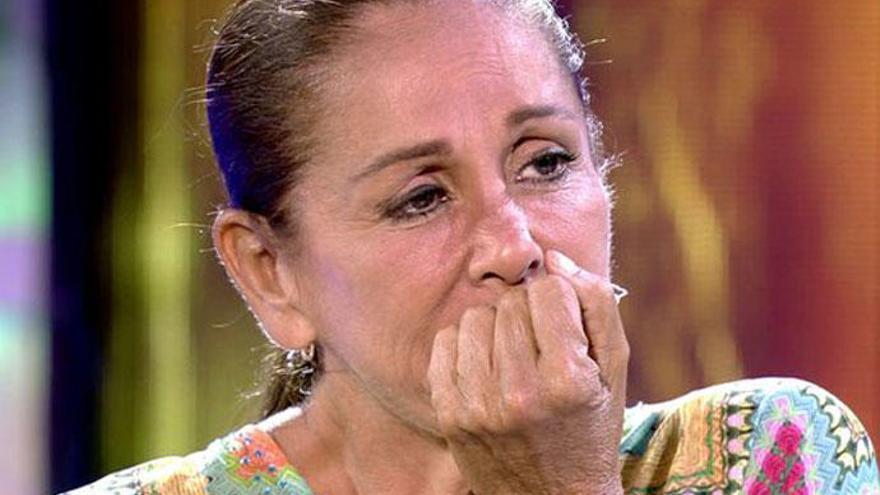 Isabel Pantoja se derrumba al conocer que sus hijos no se hablan