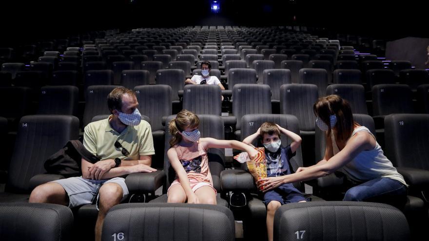 Estos son los cines que vuelven a abrir en València