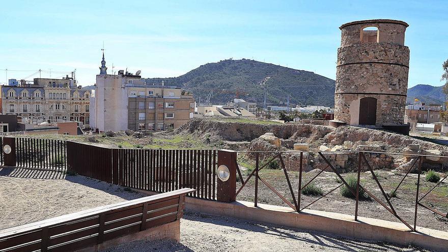 """UP pide que los restos del cerro del Molinete no se """"escondan"""" en sótanos"""