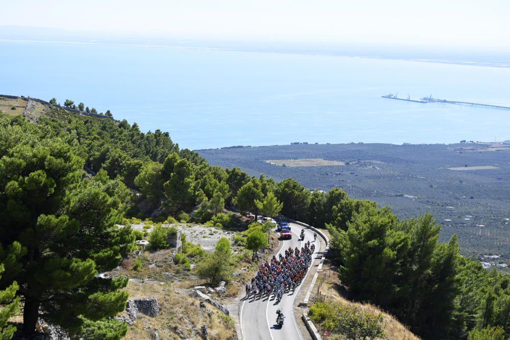 8ª etapa del Giro de Italia