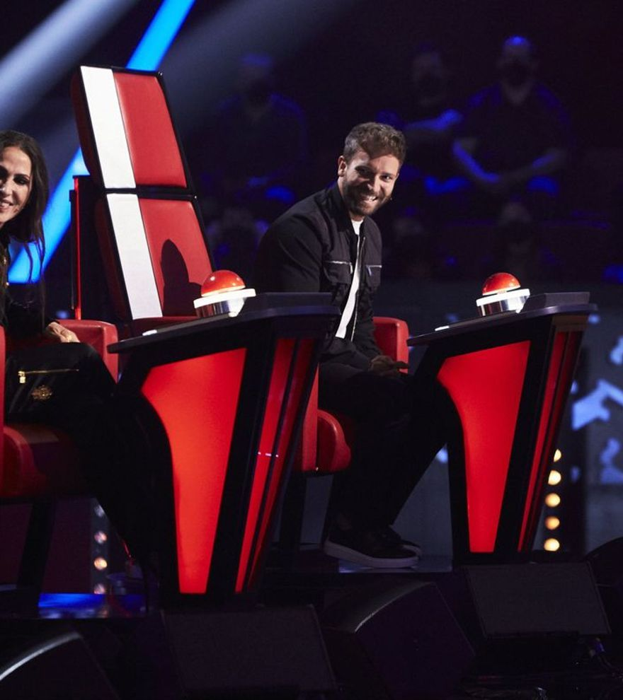 'La voz' afina el liderazgo con sus últimas audiciones ante un 'Got Talent' que acecha