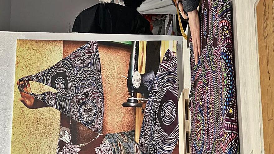 Sororidad entre telas: de Benin a Russafa
