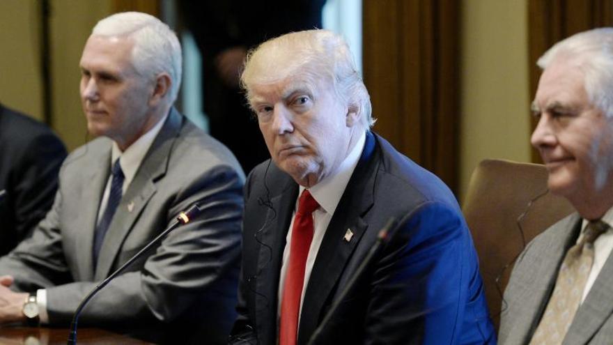 Trump treu els EUA del pacte contra el canvi climàtic