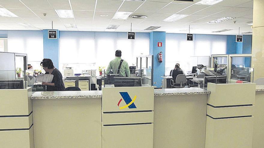 La crisis y las peticiones de devolución del IVA de las empresas lastran la recaudación