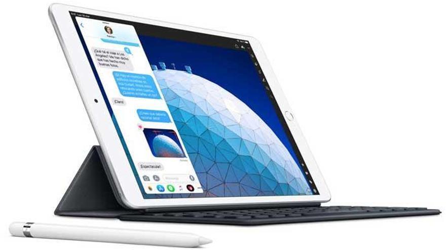 Apple lanza un nuevo iPad Air de 10,5 pulgadas y renueva el iPad Mini