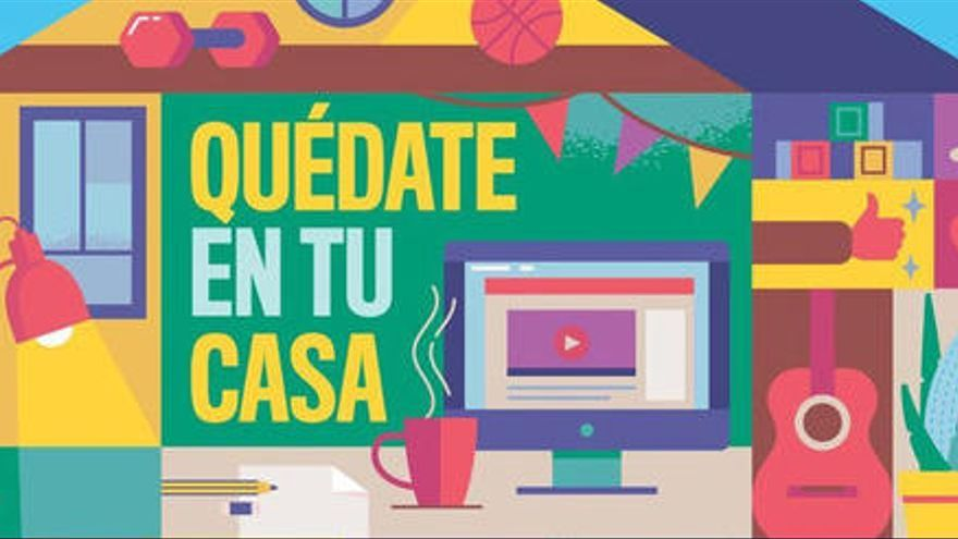 Adrià Salas crea «l'himne» del #Yomequedoencasa Festival