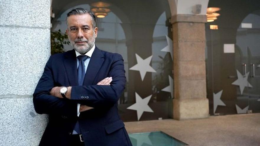 """Enrique López: """"La izquierda tiene tendencia a ocupar la Justicia, por eso es importante cambiar el modelo de elección"""""""