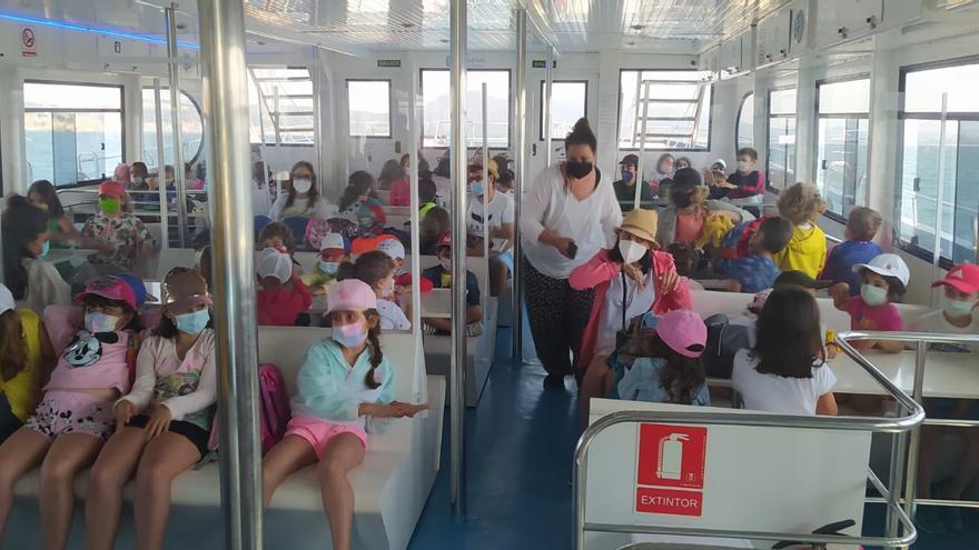 Objetivo: medio millón de viajeros a bordo