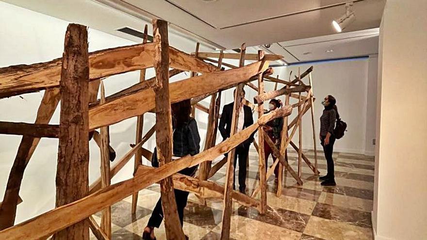 Adolfo Manzano expone en Mieres Centru Cultural