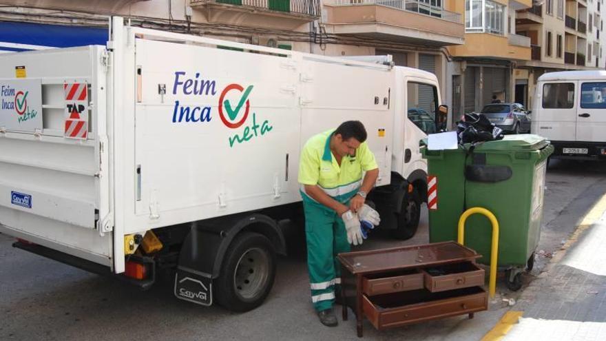 La empresa Cespa recurre la adjudicación del servicio de recogida de residuos en Inca