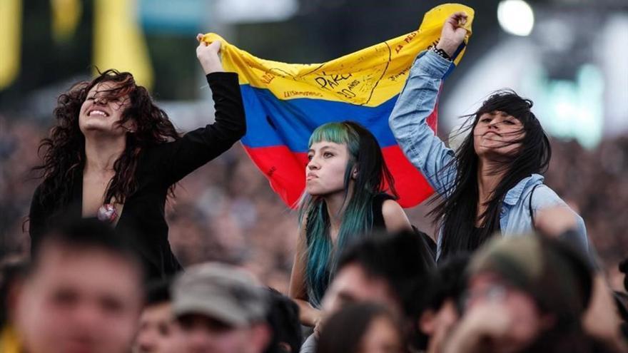 6 colombianos y la crisis
