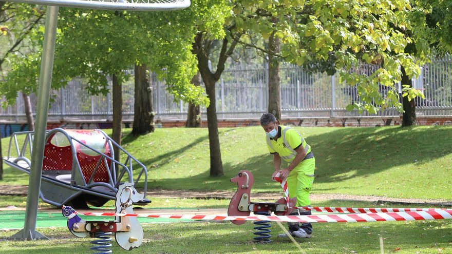 Confirman la condena a tres adultos que se pegaron en Valladolid en una discusión por un tobogán