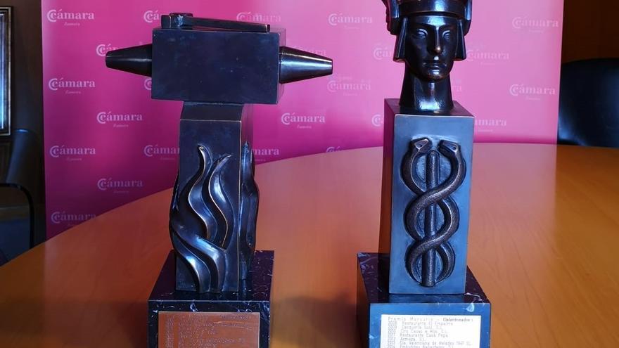 La Cámara de Comercio de Zamora convoca los premios Mercurio y Vulcano