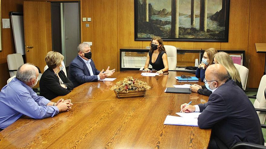 Ferreras de Abajo y Litos recuperan sus consultorios y las consultas presenciales
