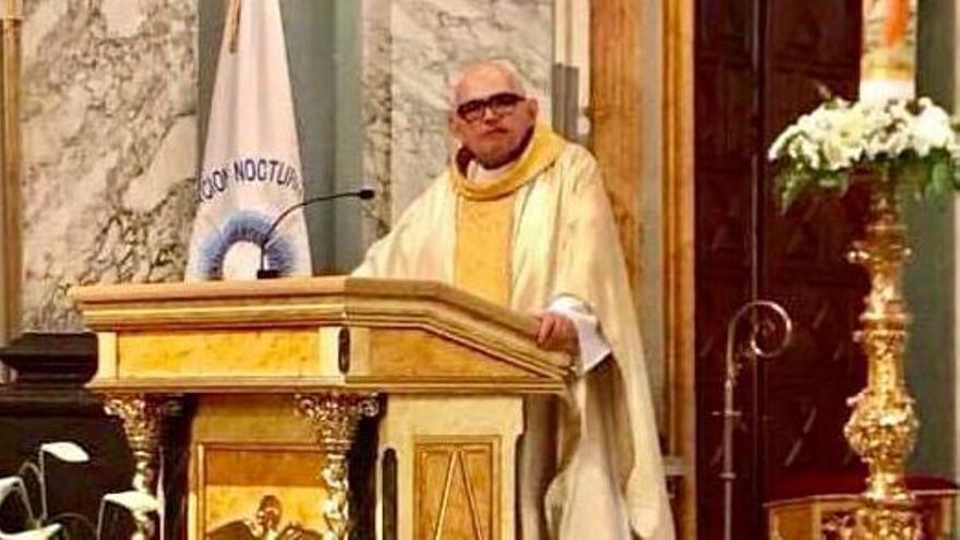 La Vall despide esta tarde con una misa exequial a mosen Amado Segarra