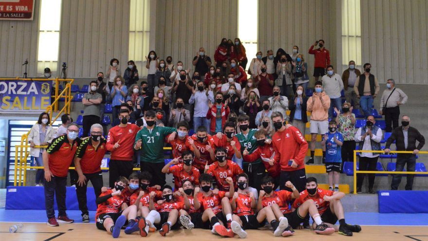 Córdoba recibirá la fase previa nacional cadete masculina de balonmano