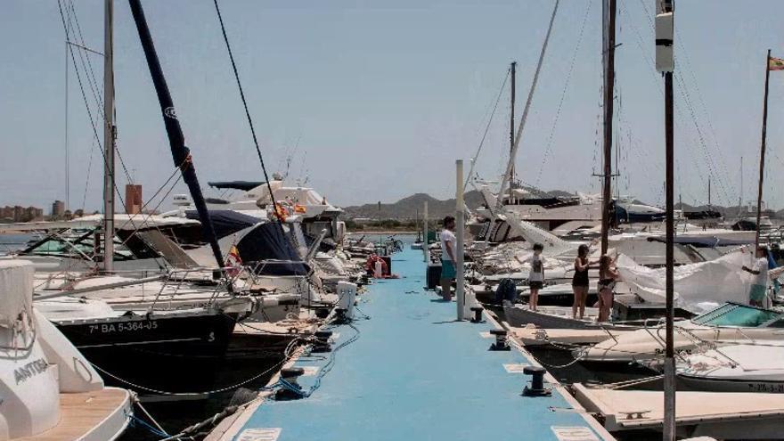 El puerto de La Isleta tendrá espacios de amarre para el transporte regular de viajeros