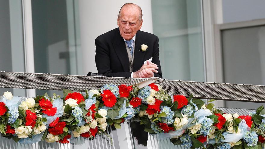 Fallece el Duque de Edimburgo a los 99 años