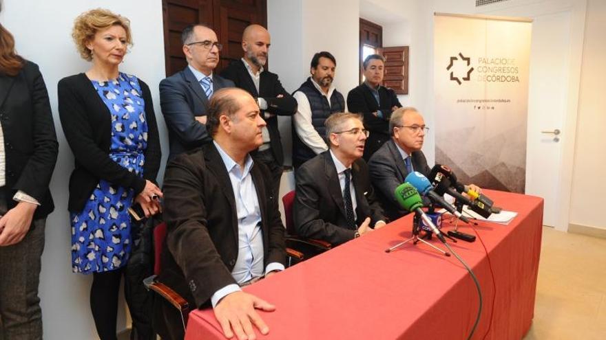 El Palacio de Congresos de Córdoba recibe 53 peticiones de uso en un mes de gestión