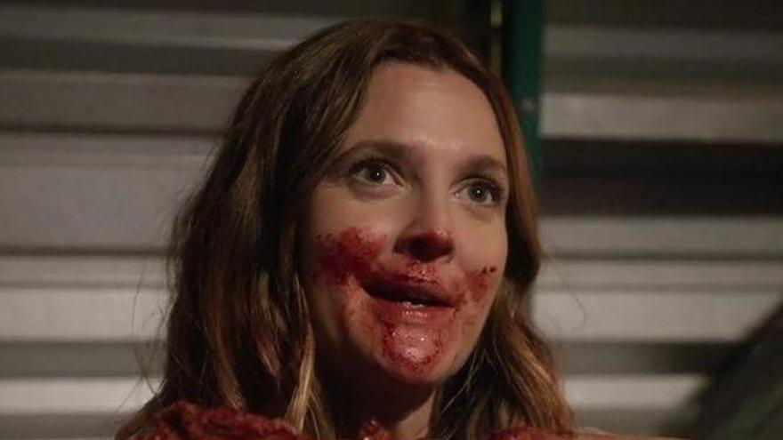 Drew Barrymore estuvo a punto de morir durante el rodaje de 'Santa Clarita Diet'