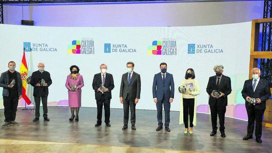 Os Premios da Cultura Galega botan un pulso á pandemia cunha gala especial
