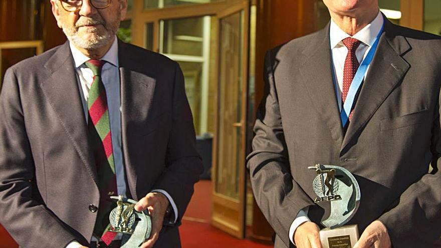 Reconocimiento nacional para los doctores De Prado y Ripoll