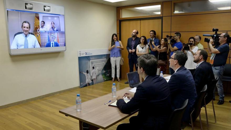 Europa elige a Murcia para exportar su modelo de ciudad a India