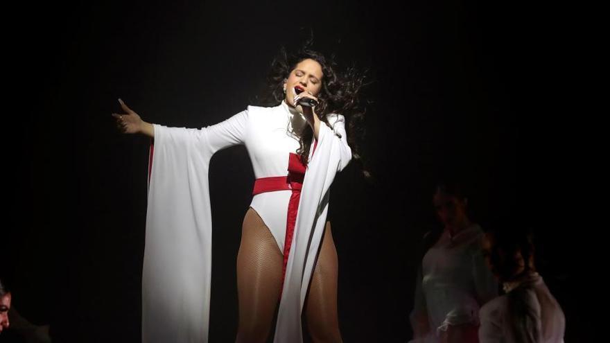 """Rosalía habla sobre su nuevo álbum y confiesa que """"no tiene tiempo"""" para su vida personal"""