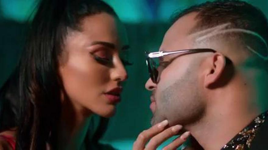 El loco y sensual videoclip de Jesé y Aurah