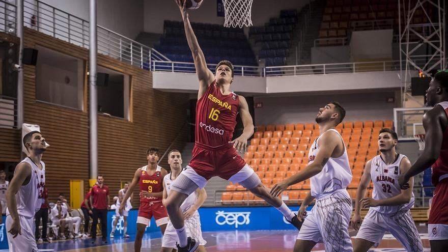 Valencia Basket: España se lleva el título liderado por Jaime Pradilla