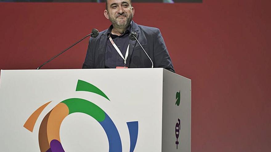 Pacheco inaugura mandat a CCOO amb un avís al Govern: «Exigirem polítiques socials»