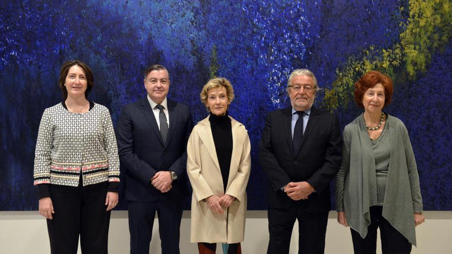 Fundación Bancaja expone una retrospectiva de Soledad Sevilla