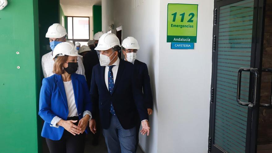 La nueva sede del 112 abrirá en primavera en un edificio abandonado del PTA