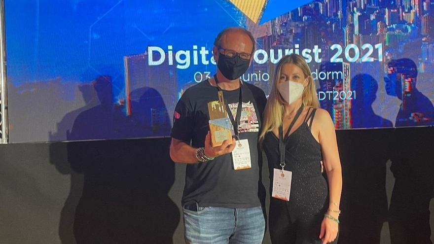 La startup cordobesa Paythunder recibe un premio internacional por sus proyectos de digitalización del comercio turístico