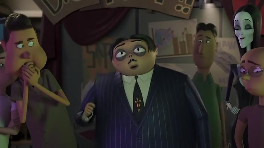 'La familia Addams 2': los Addams se ponen al día