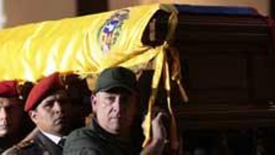 Chávez será embalsamado y quedará expuesto en el Museo de la Revolución