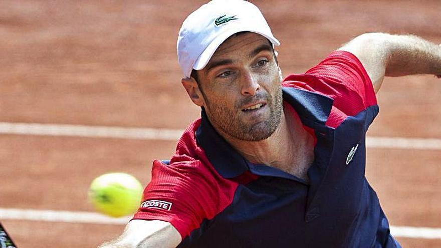 ¡Bombazo! Andújar elimina a Federer en su primer partido contra el suizo
