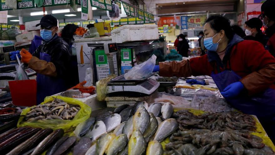 El PIB de China creció un 2,3% en 2020 a pesar de la COVID