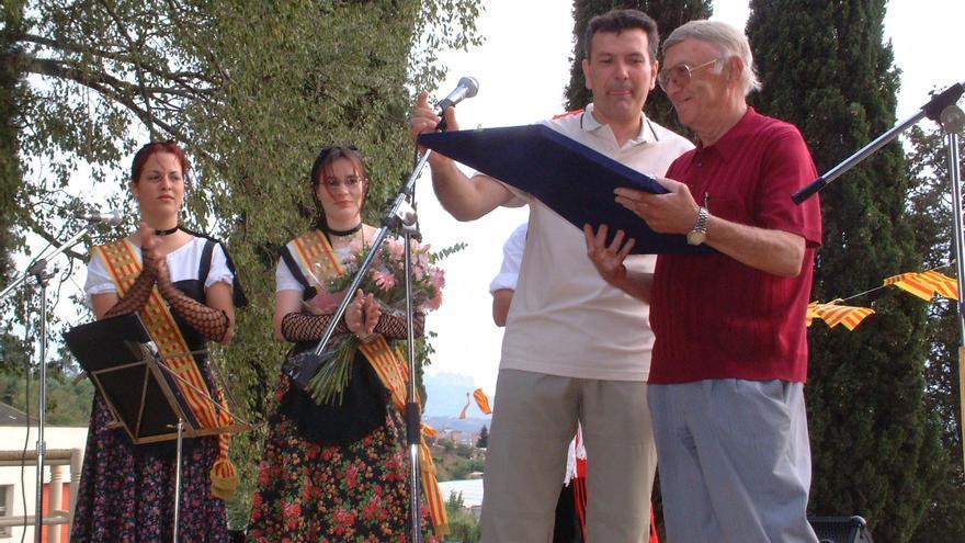 Mor Conrad Planas, expresident d'ERC a Manresa