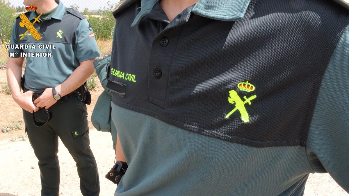 La Guardia Civil detuvo al presunto autor de las cuchilladas