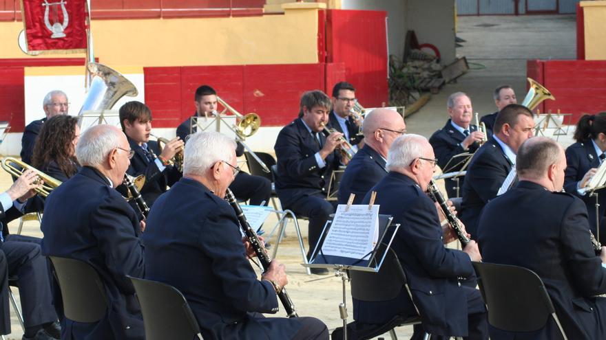 La banda de Encinacorba abre las II Jornadas Musicológicas Villa de Alagón