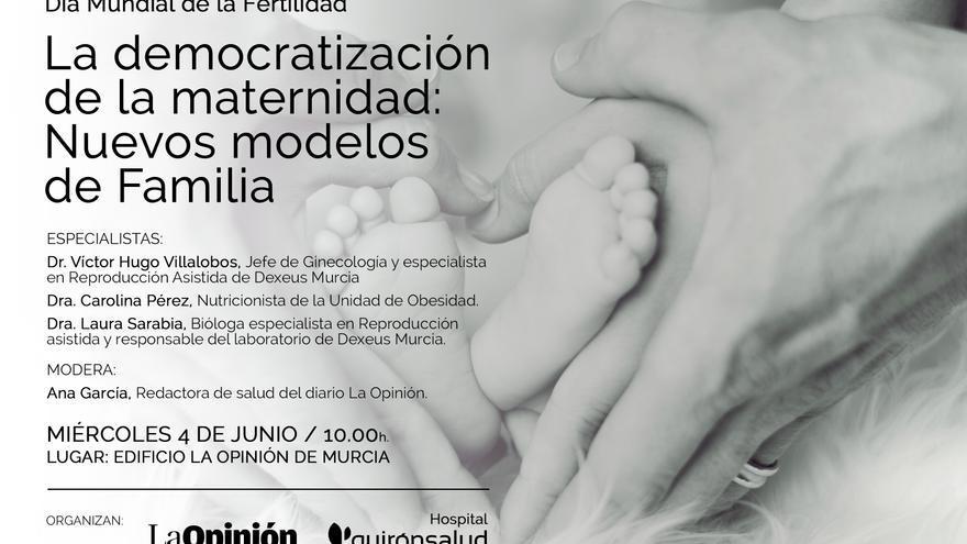 Desayuno Quirónsalud: Reproducción asistida