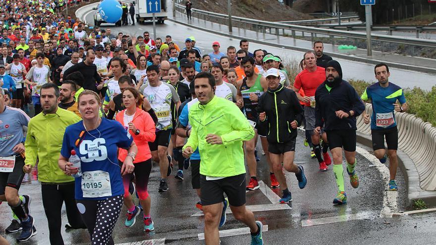 La Media Maratón se aplaza hasta el 7 de noviembre de 2021