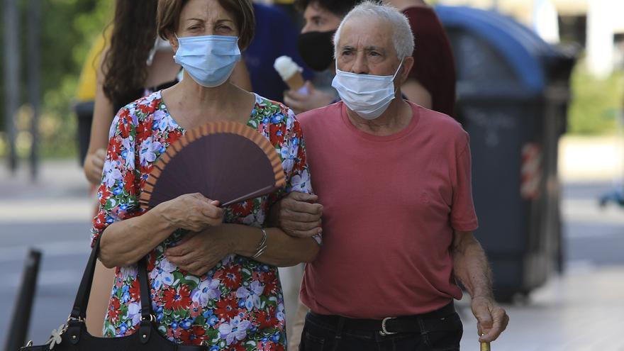 Tregua al calor en Zamora... al fin