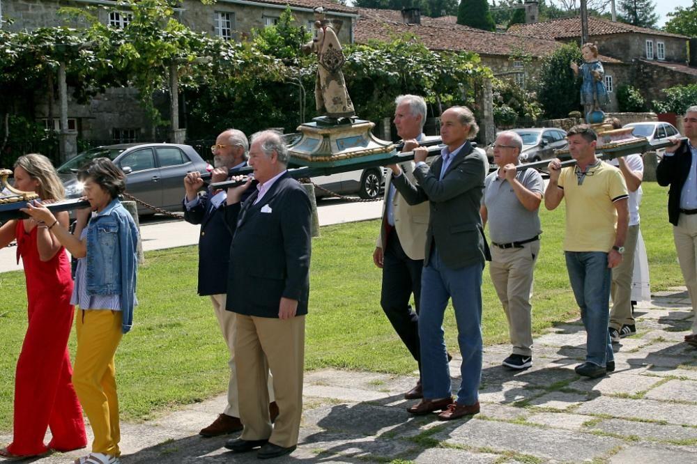 Día de fiesta en el Versalles gallego