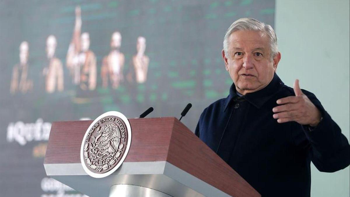 """López Obrador y Biden prometen """"trabajar juntos"""" para mejorar las relaciones"""
