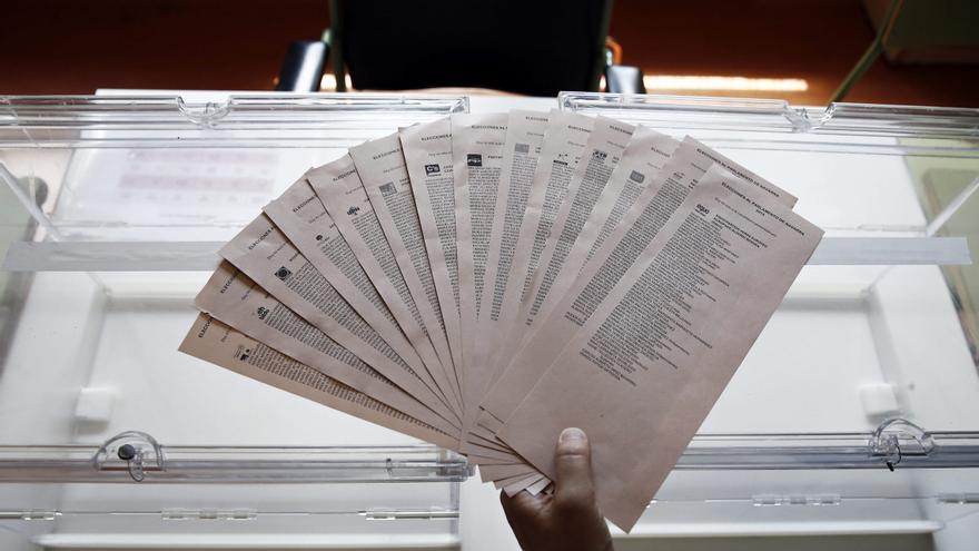 """Un allerano se enfrenta a 2.700 euros de multa por no acudir a una mesa electoral por motivos """"de conciencia"""""""