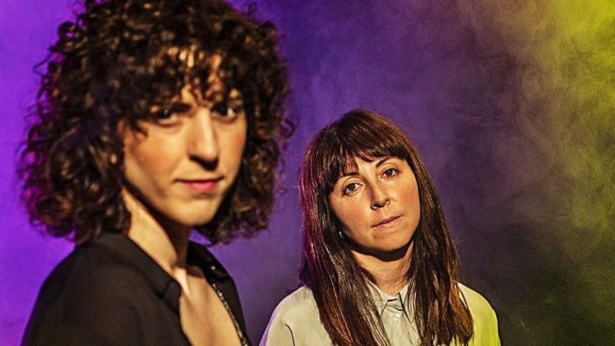El dúo Júlia publica su tercer disco, «Casa»