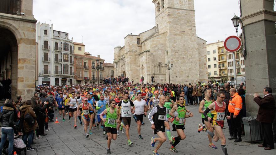 La Media Maratón Ciudad de Zamora se traslada al 5 de septiembre